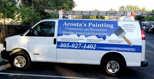 paint and stain services in teh cambria, san simeon and cayucos area